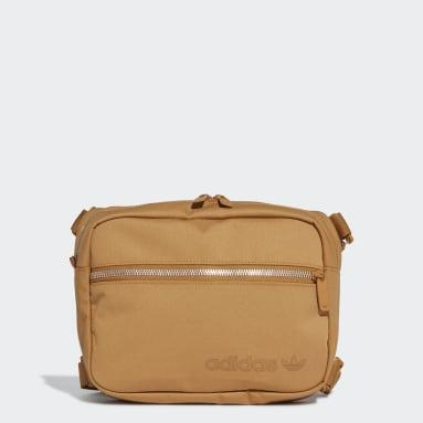 Originals Brown Modern Airliner Bag