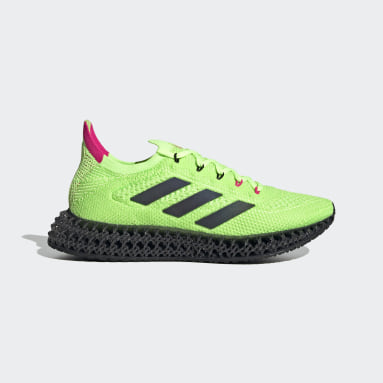 Chaussure 4DFWD Vert Running