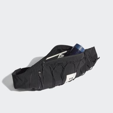 Y-3 Crossbody Sling Bag Svart