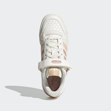 Women Originals White Forum Low Shoes