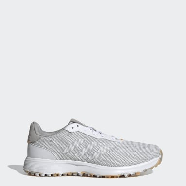 Golf Grey S2G Spikeless Golf Shoes