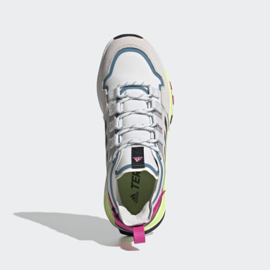 Women's TERREX White Terrex Hikster Low Hiking Shoes