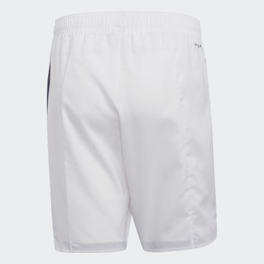 Pantalón corto Condivo 20 Blanco Hombre Gimnasio Y Entrenamiento