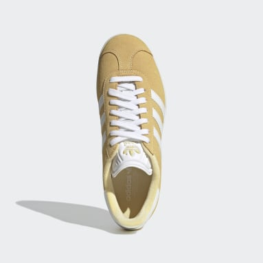 Women's Originals Orange Gazelle Shoes