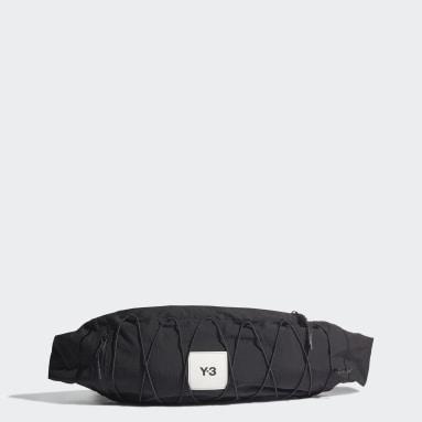 Y-3 černá Y-3 XBODY BAG