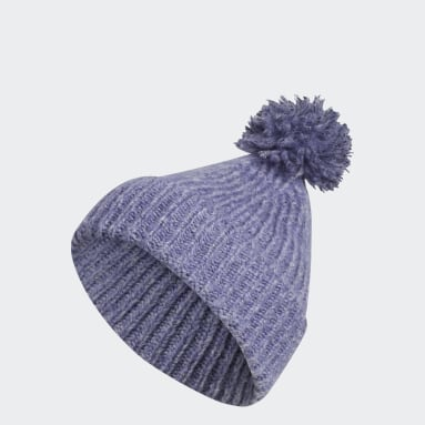 Women's Trail Running Purple Autumn Ballie Hat