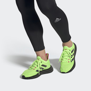 Running Green 4DFWD Shoes
