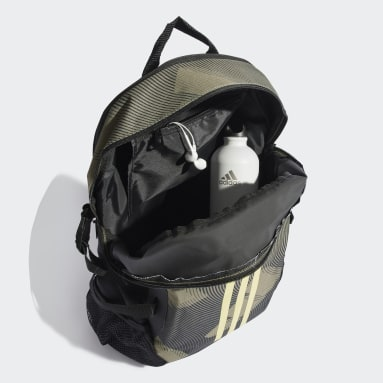 Gym & Training Green Power V Graphic Backpack