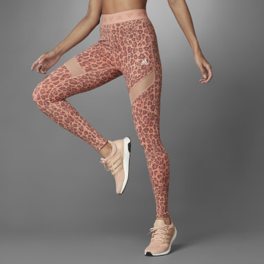 Tight lunghi Hyperglam High-Rise Multicolor Donna HIIT