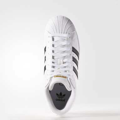 Youth Originals White Pro Model Shoes