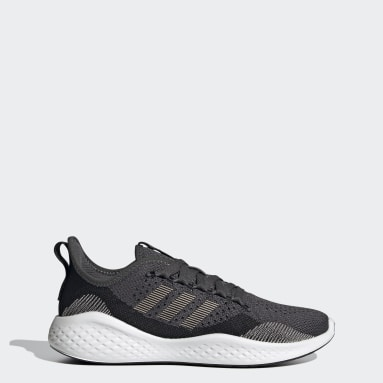 Women Running Black Fluidflow 2.0 Shoes