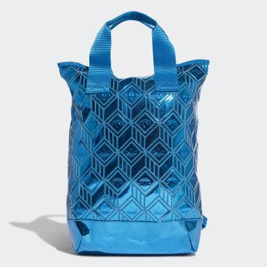 Women Originals Blue Backpack
