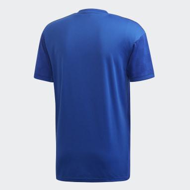 Maillot Leicester City FC Domicile Bleu Hommes Football