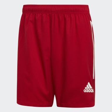 Men Football Red Condivo 20 Shorts