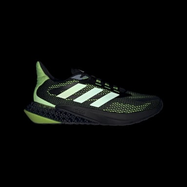 Kids Running Black adidas 4DFWD Pulse Shoes