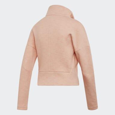 Chaqueta Heartracer Rosa Mujer Sportswear
