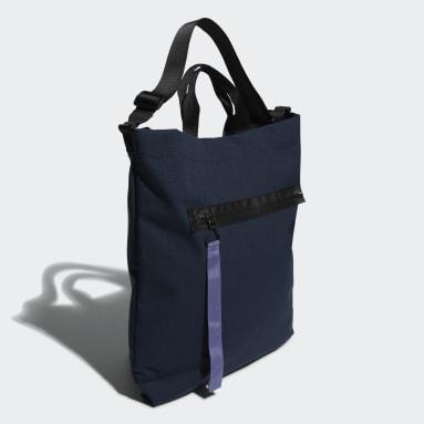 Women Gym & Training Blue Favorites Easy Tote Bag