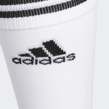 Football White Copa Zone Cushion OTC Socks