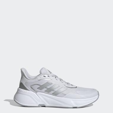 ผู้หญิง วิ่ง สีเทา รองเท้า X9000L1
