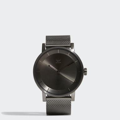 Zegarek DISTRICT_M1 Szary