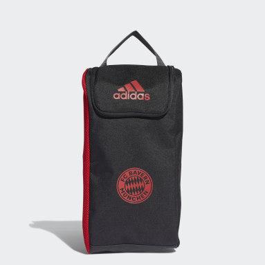 Borsa per le scarpe FC Bayern München Nero Calcio