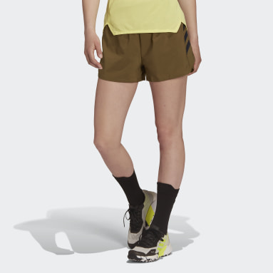 Women's TERREX Green Terrex Parley Agravic All-Around Shorts