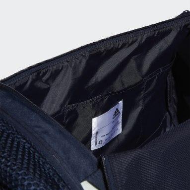 Spain Duffel Bag Niebieski