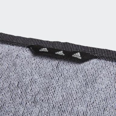 Pozemný Hokej čierna Uterák adidas Large