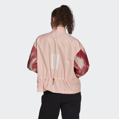 Women's Hiking Pink Back to Sport WIND.RDY Anorak