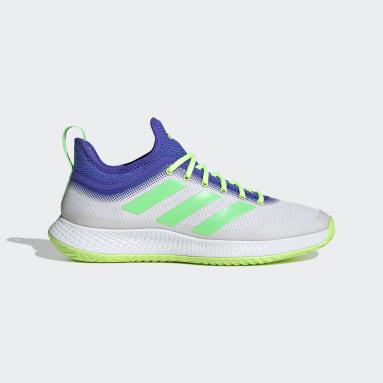 Men's Tennis White Defiant Generation Multicourt Tennis Shoes