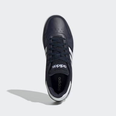 Men Sport Inspired Blue Hoops 2.0 Shoes