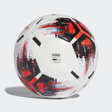 Football White Team Match Ball