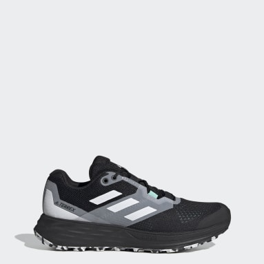 Women TERREX Black Terrex Two Flow Trail Running Shoes