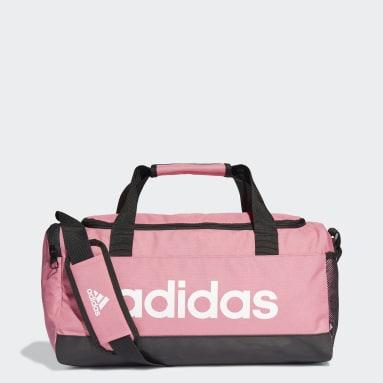 Training Pink Essentials Logo Duffel Bag Extra Small