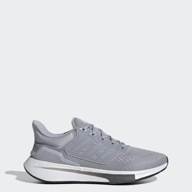Men's Running Grey EQ21 Run Shoes