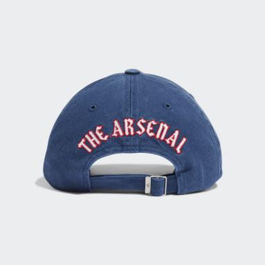 Soccer Blue Arsenal Dad Hat