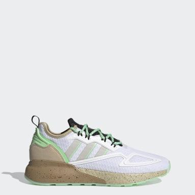 Originals Hvid ZX 2K Boost Mudhorn sko