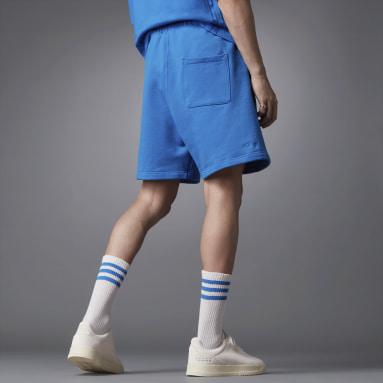 Men Originals Blue Blue Version Essentials Shorts