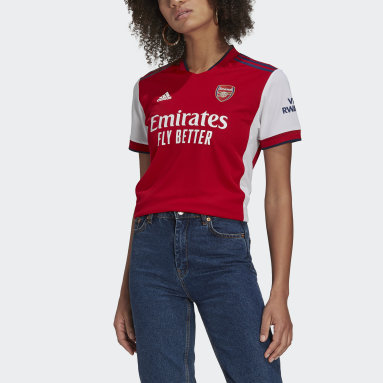 Ženy Fotbal bílá Domácí dres Arsenal 21/22 Authentic