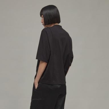 Kvinder Y-3 Sort Y-3 Classic Tailored T-shirt