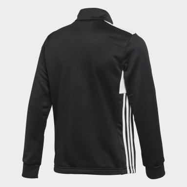 Kids Gym & Training Black Regista 18 Jacket