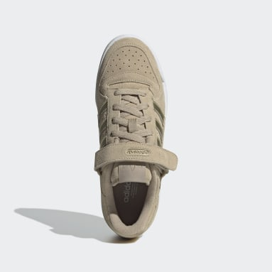 Women's Originals Beige Forum Low Shoes