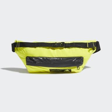 Women Volleyball Yellow Sport Casual Waist Bag