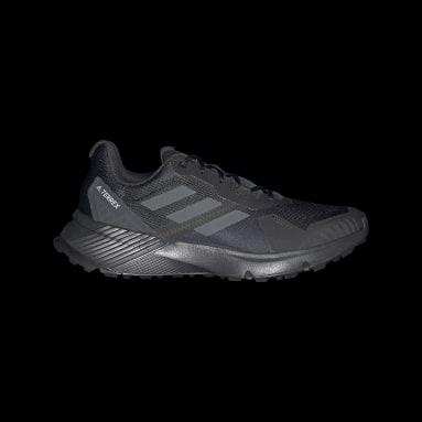 Men TERREX Black Terrex Soulstride Trail Running Shoes
