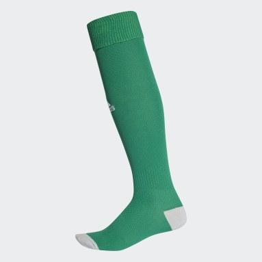 Calcetines Milano 16 (1 Par) (UNISEX) Verde Fútbol
