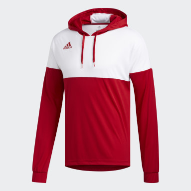 Basketball Red Legend Shooter Hoodie