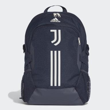 Fußball Juventus Turin Rucksack Blau
