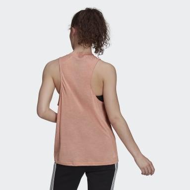 Women Sportswear Pink adidas Sportswear Winners 2.0 Tank Top
