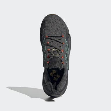 Men Running Grey X9000L4 Shoes