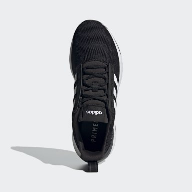Men Sport Inspired Black Racer TR21 Shoes